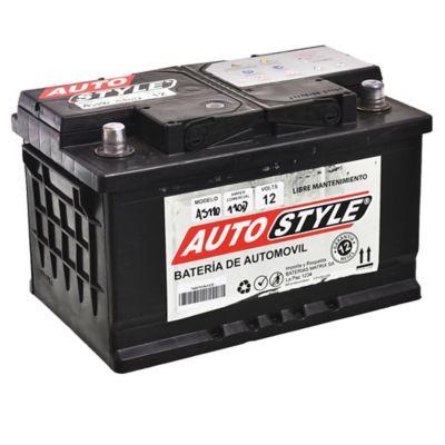Batería para auto 12 V 110 amp derecha