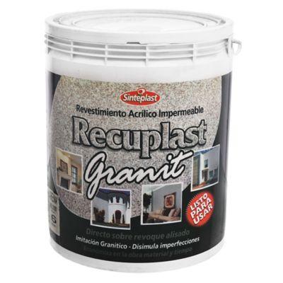 Revestimiento Recuplast Granit arena 6 kg
