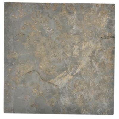 Revestimiento piedra 40 x 40 cm óxido Ardosia 0,4 m2