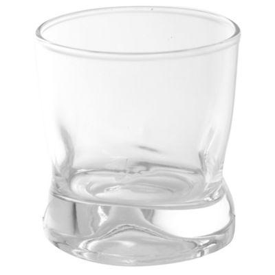 Pack de 6 vasos de whisky 250 ml