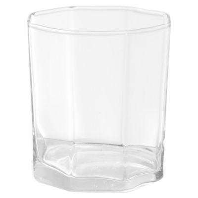Pack de 6 vasos de refresco Geometría 400 ml