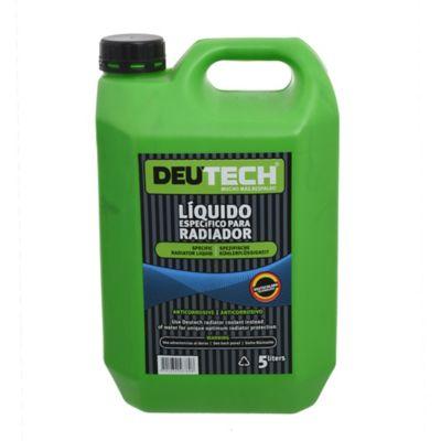 Agua refrigerante radiador Verde