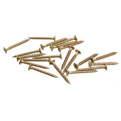 Tornillos para Madera 4 x 35 por 20 Unidades