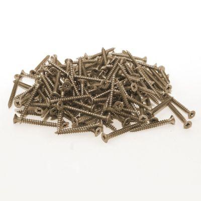 Tornillo para madera 5 x 50 mm x 20 unidades