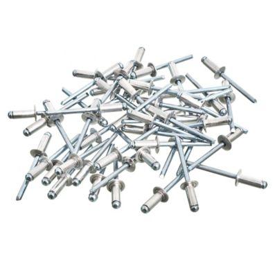 Remache de aluminio Ala 4,8 x 12 mm x 50 unidades