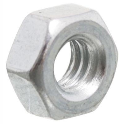 Tuerca hexagonal métrica M5 x 10 unidades