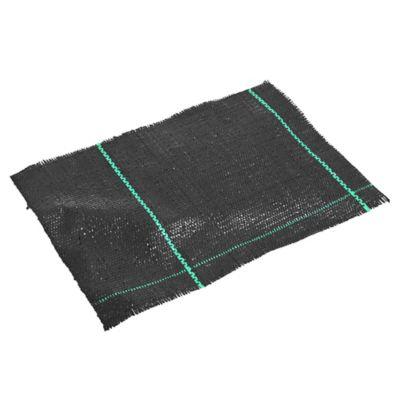 Malla cobertora negra multiuso