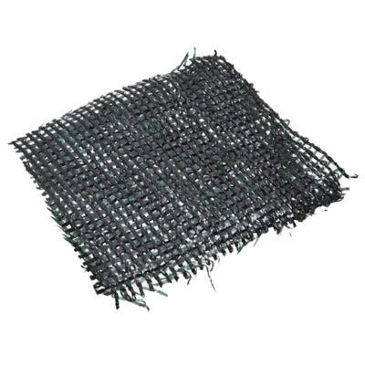 Media sombra negra 80% 4 x 100 m