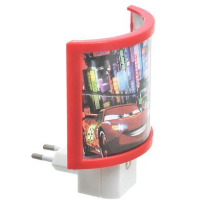 Velador infantil Disney Cars 1 luz
