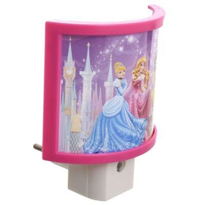 Velador infantil Disney Princesas 1 luz
