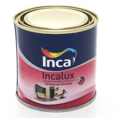 Esmalte Sintético Incalux Verde Ingles 250 ml
