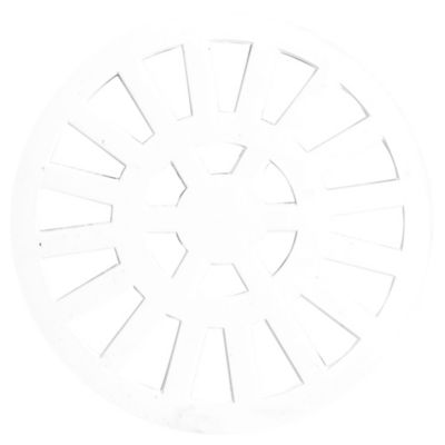 Rejilla Blanca 10 x 10 cm