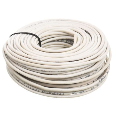 Cable unipolar 2 mm x 30 m blanco