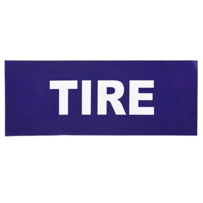 Adhesivo Tire 20 x 8 cm