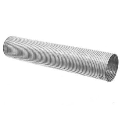 Ducto flexible de aluminio 12,7 x 243 cm