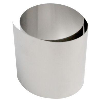 Conector de aluminio para ducto rígido