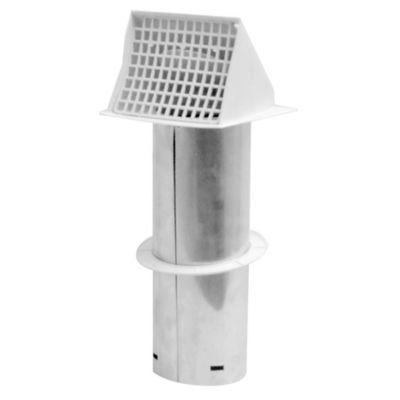 Ventilación de aluminio