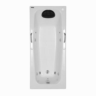 Bañera Clásica blanca 150 x 69.5 x 38 cm