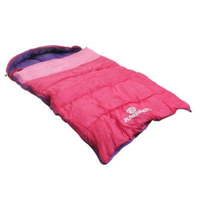 Sobre de dormir para niños rosa