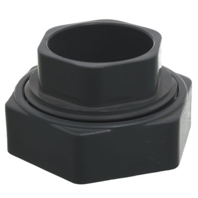 Unión doble 50 mm