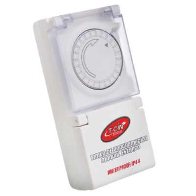 Timer manual estanco