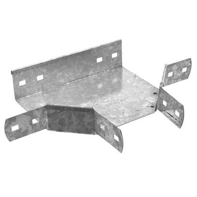 Tee horizontal/vertical 100 x 50 mm