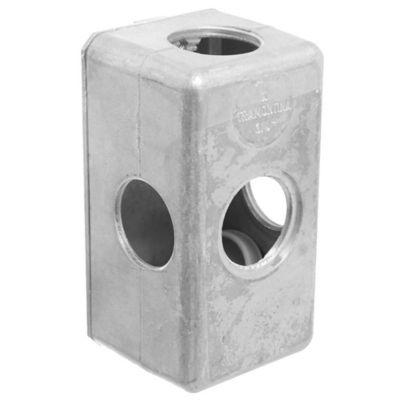 """Caja múltiple con tapa rosca 3/4"""""""