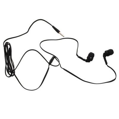 Auricular con micrófono manos libres negro