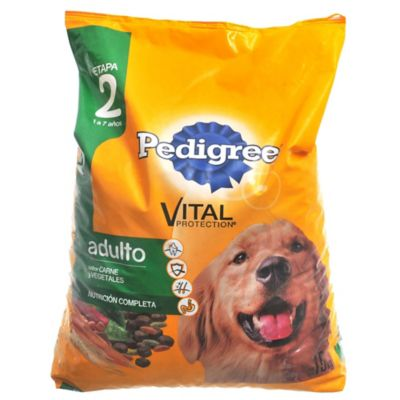 Alimento para perro adulto 15 kg carne y vegetales