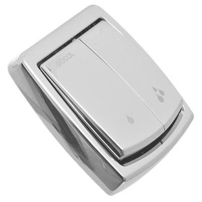 Tapa doble Box para válvulas de descarga