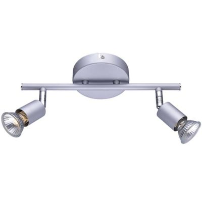 Barra Basic 2 luces GU10
