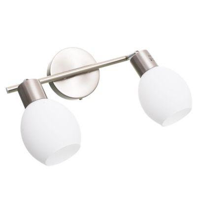 Barra Hamilton 2 luces E14