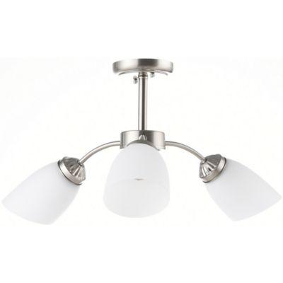 Lámpara de techo Murcia 3 luces E27