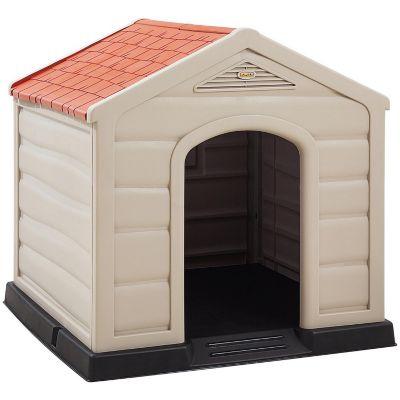 Casa para perro 88 x 89 x 86 cm