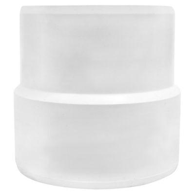 Acople para tubo Aquap blanco