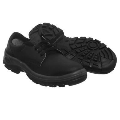Zapato de seguridad con puntera N° 39 negro