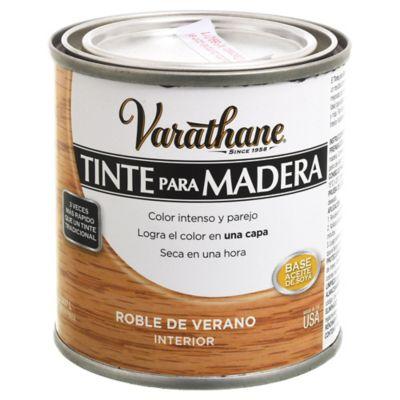 TINTA P/MADERA ROBLE 0,237L VA