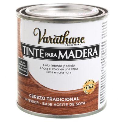 TINTA P/MADERA CEREZO 0,237 VA