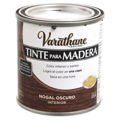 TINTAP/MADERA NOGAL OSCURO VA