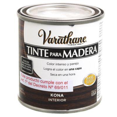 TINTA P/MADERA KONA X0,237L VA