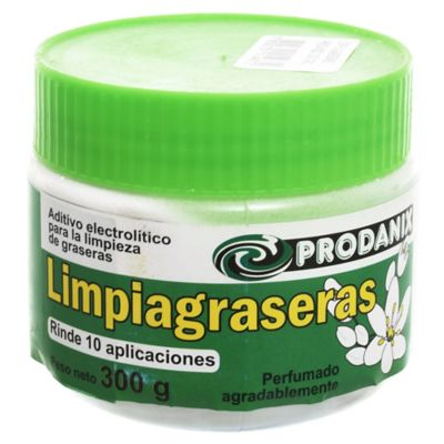 Limpia Graseras pote 300 gr