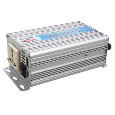 Convertidor de corriente 12-220 v, 300 w Genius
