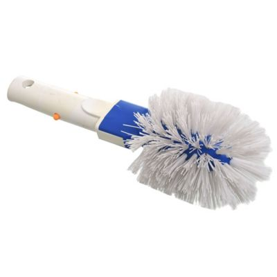 Cepillo para esquinas mango de plástico