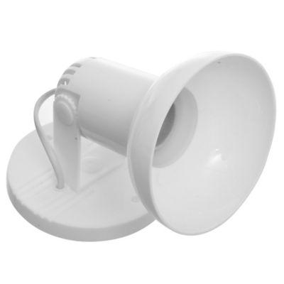 Spot plástico con pantalla Blanco 2 luces