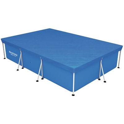 Cobertor para piscina rectangular 300 x 201 cm