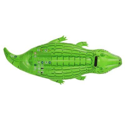 Inflable flotador Cocodrilo 168 x 89 cm