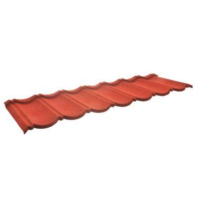 Teja roja Decra 132 cm x 37 cm
