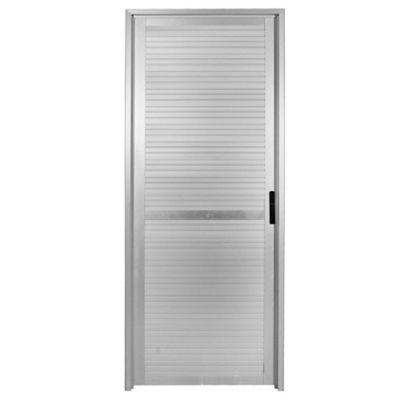 Puerta ciega 80 x 200 cm derecha