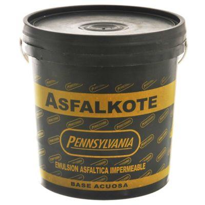 Emulsión asfáltica estable Asfalkote 4 k