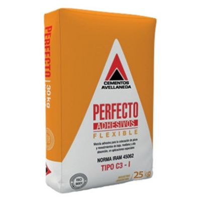 Cemento perfecto impermeable 25 kg